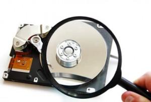 recuperar archivos de disco roto
