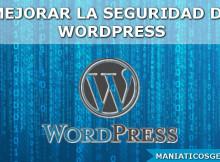 Mejorar seguridad de Wordpress